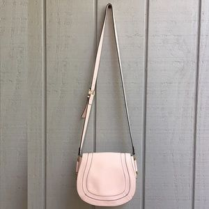 Light Baby Pink FRENCH CONNECTION Crossbody